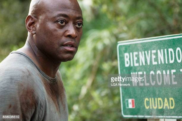 SHOOTER 'That'll Be the Day' Episode 208 Pictured Omar Epps as Isaac Johnson