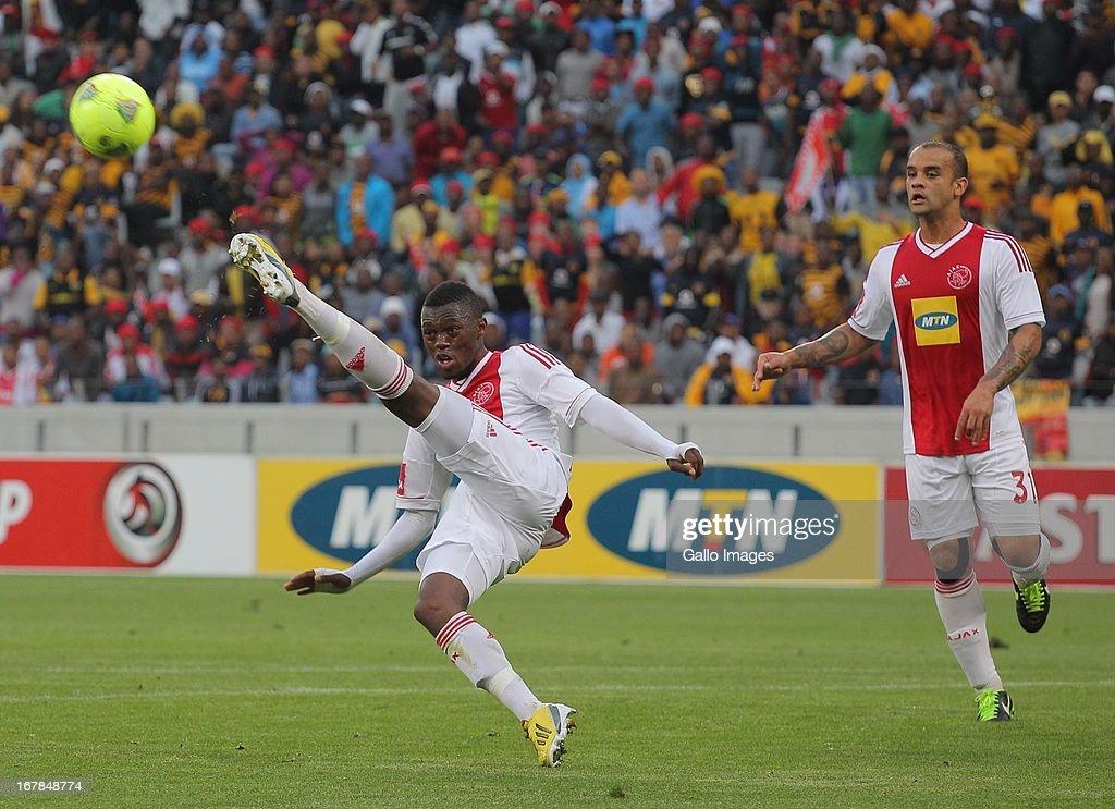 Absa Premiership: Ajax Cape Town v Kaizer Chiefs : News Photo