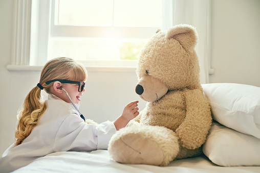That's a good heart you have there, teddy - gettyimageskorea