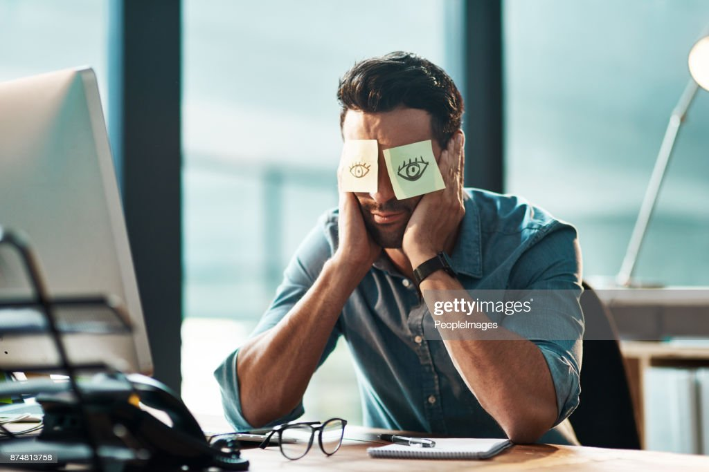 That's it, I'm done : Stock Photo