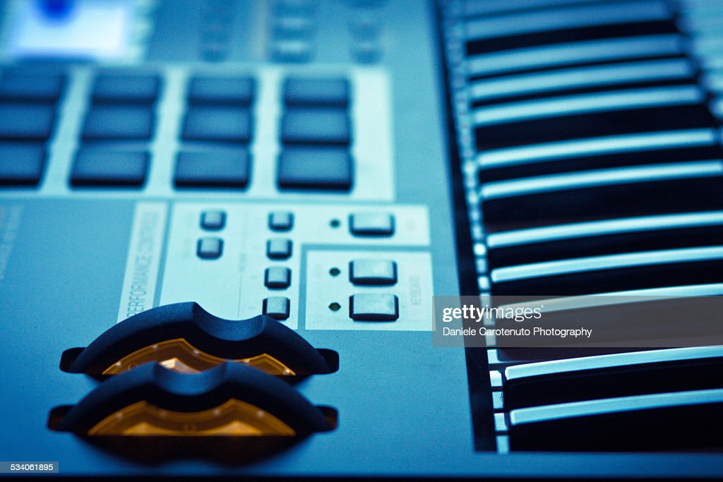That's music : Stock Photo