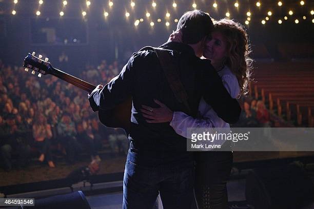 NASHVILLE That's the Way Love Goes Rayna's anniversary of her induction into the Grand Ole Opry is cause for celebration and guest starring cameos by...