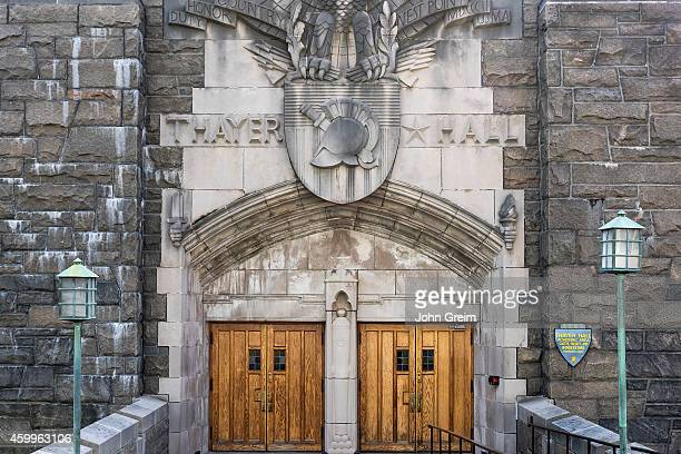 Thayer Hall West Point Military Academy campus