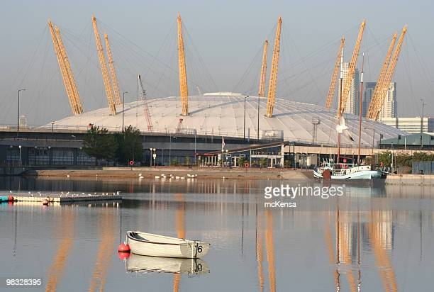 The 02 arena, London