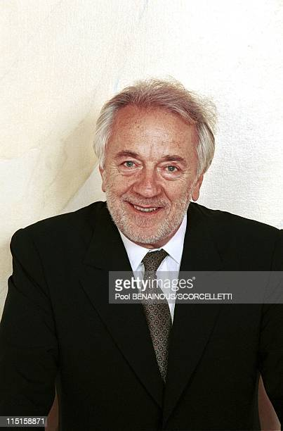 The 100th birthday of 'Le Fouquet's' in Paris France on November 08 1999 Jean Pierre Cassel