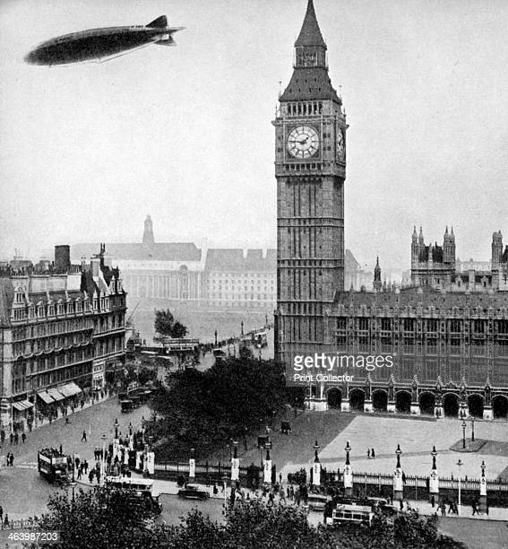 The 101 passing over the House of Commons 14th October 1929 The R101 crashed on October 5 1930 in Beauvais France killing 48 people The demise of the...