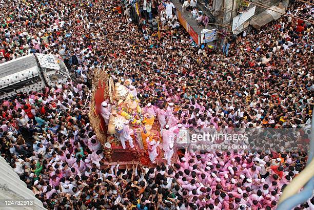 The 10day Ganesh Chaturthi came to an end on Sunday September 11 with thousands of Mumbaikers immersing the idols of Lord Ganesha into the sea