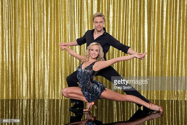 HOUGH The 10th anniversary celebrity cast of Dancing with the Stars is strapping on their ballroom shoes and getting ready for their first dance on...
