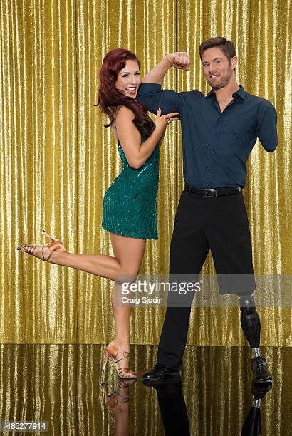BURGESS The 10th anniversary celebrity cast of Dancing with the Stars is strapping on their ballroom shoes and getting ready for their first dance on...