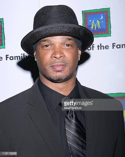 The 10th Annual Family Matters Benefit in Beverly Hills United States on May 19 2006 Damon Wayans at the Regent Beverly Wilshire Hotel