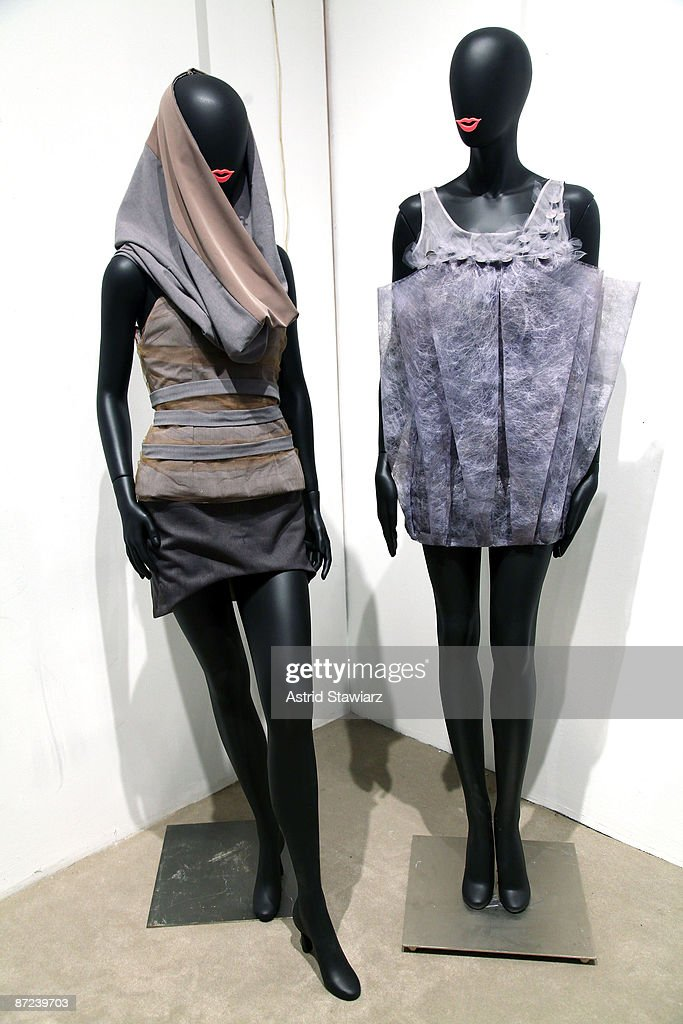 The 10th annual Parsons fashion studies line debuts at the Lord And Taylor rooftop on May 14, 2009 in New York City.