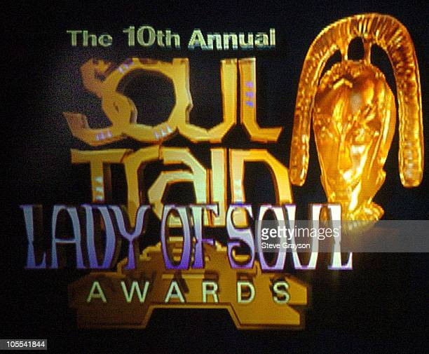 The 10th Annual Soul Train Lady of Soul Awards Logo