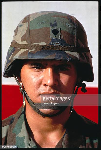 The 11th Armored Cavalry Regiment withdraws from Germany Private Arnaldo SotoCuevas will be transferred from Fulda to Fort Hood Texas