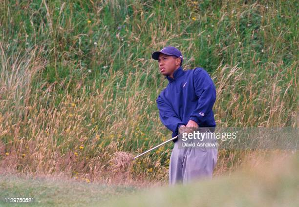 The 127th British Open Golf at Royal Birkdale GC in Southport 16th-19th July 1998.