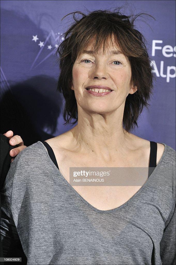 The 13th Alpe d'Huez comedy Film Festival in Alpe d'Huez : News Photo