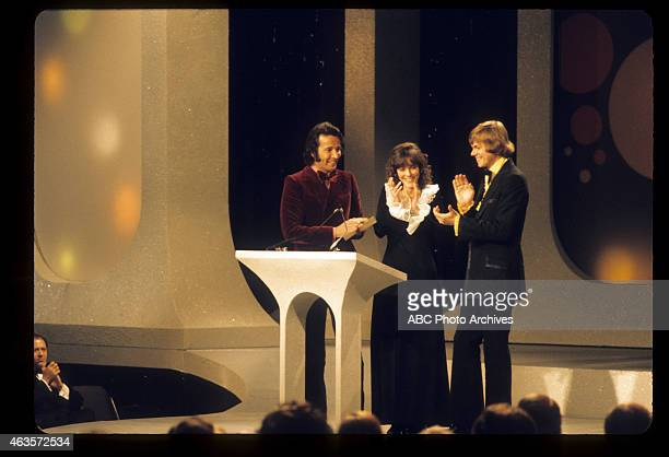 AWARDS The 14th Annual Grammy Awards Airdate March 14 1972 HERB ALPERT WITH THE CARPENTERS