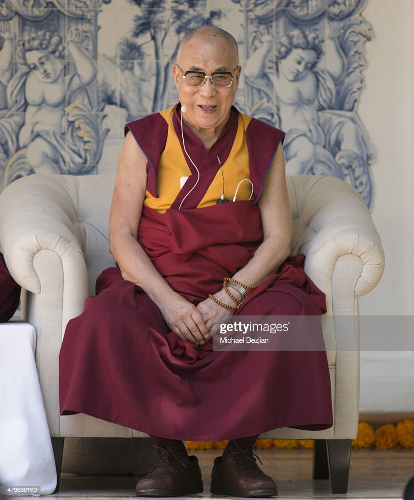 Peak Mind Foundation Hosts A Talk With His Holiness The 14th Dalai Lama