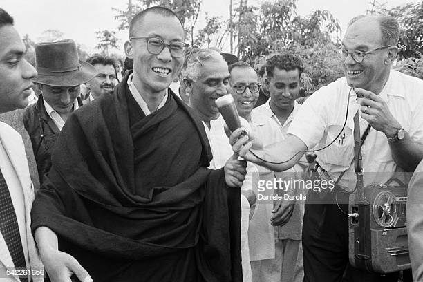 The 14th Dalai Lama Tenzin Gyatso is exiled to India just after the failed Tibetan uprising and the rebellion of the antiChinese and antiCommunist...