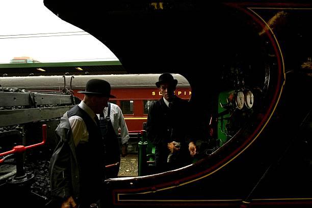 first train journey