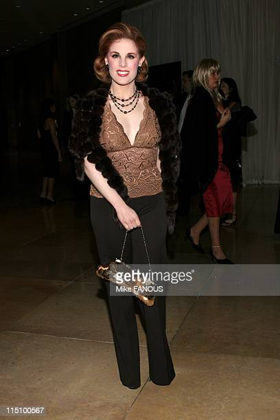The 15th Annual Associates for Breast Prostate Cancer Studies Gala in Beverly Hills United States on November 20 2004 Kat Kramer arrives at the...