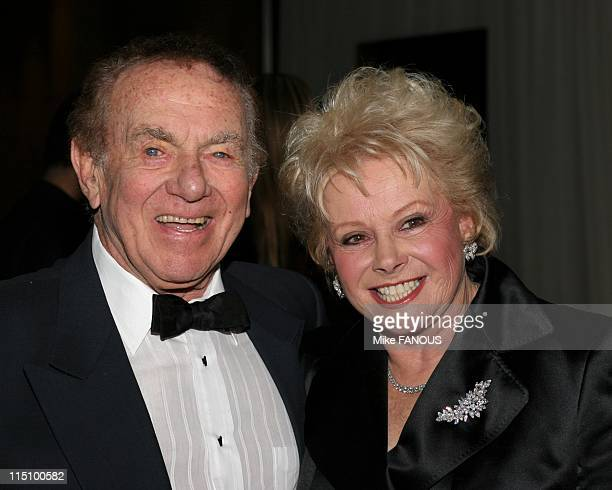 The 15th Annual Associates for Breast Prostate Cancer Studies Gala in Beverly Hills United States on November 20 2004 Jack Carter and wife Roxanne...