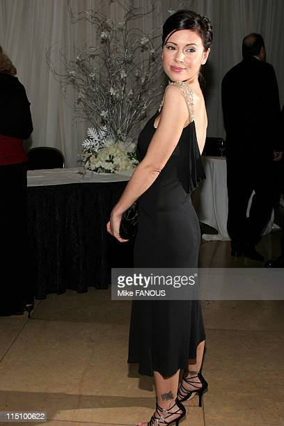 The 15th Annual Associates for Breast Prostate Cancer Studies Gala in Beverly Hills United States on November 20 2004 Alyssa Milano arrives at the...