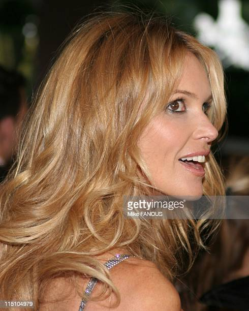 The 15th Annual Night of Stars Oscar Gala at the Beverly Hills Hotel in Beverly Hills United States on February 27 2005 Elle Macpherson arrives to...