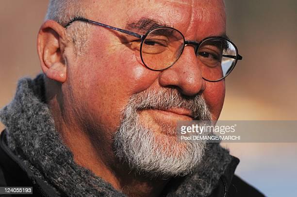 The 15th Fantasy Film Festival In Gerardmer, France On January 24, 2008- President of the jury, Stuart Gordon, film director, screenwriter and USA...