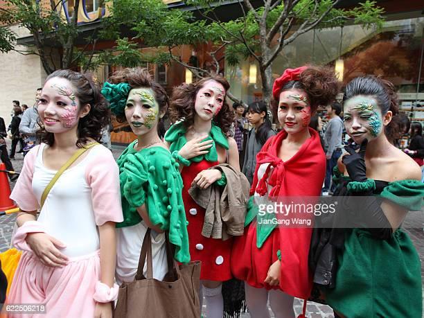 the 15th kawasaki halloween (2011) - 川崎市 ストックフォトと画像