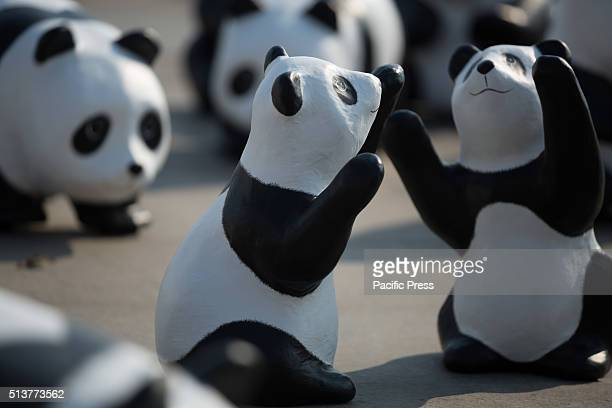 The 1600 Pandas exhibition by French artist Paulo Grangeon arrived in Bangkok after they have been flown around the world to spread the message about...