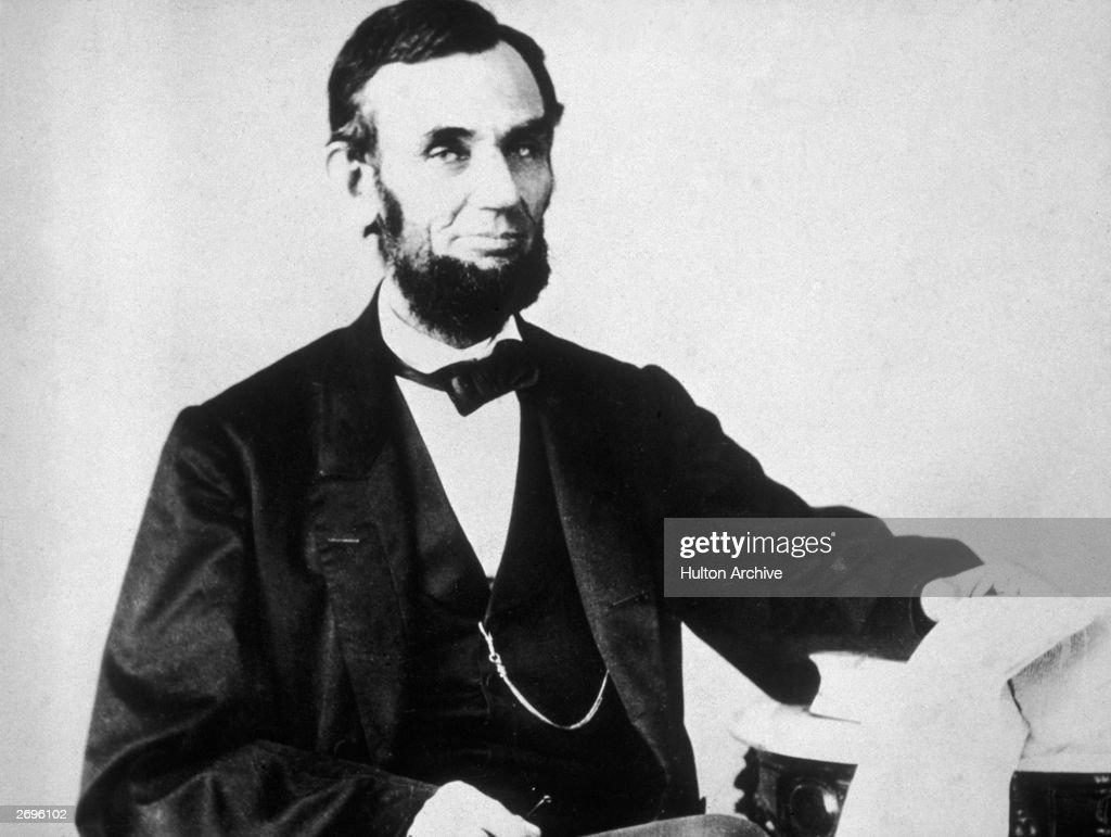 Abraham Lincoln : News Photo