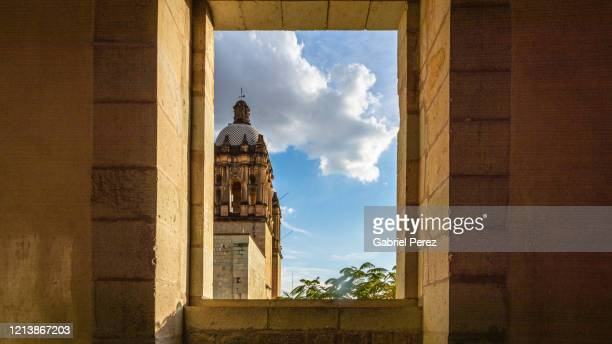 the 16th century spanish colonial architecture of santo domingo de guzman - spanish culture stock pictures, royalty-free photos & images