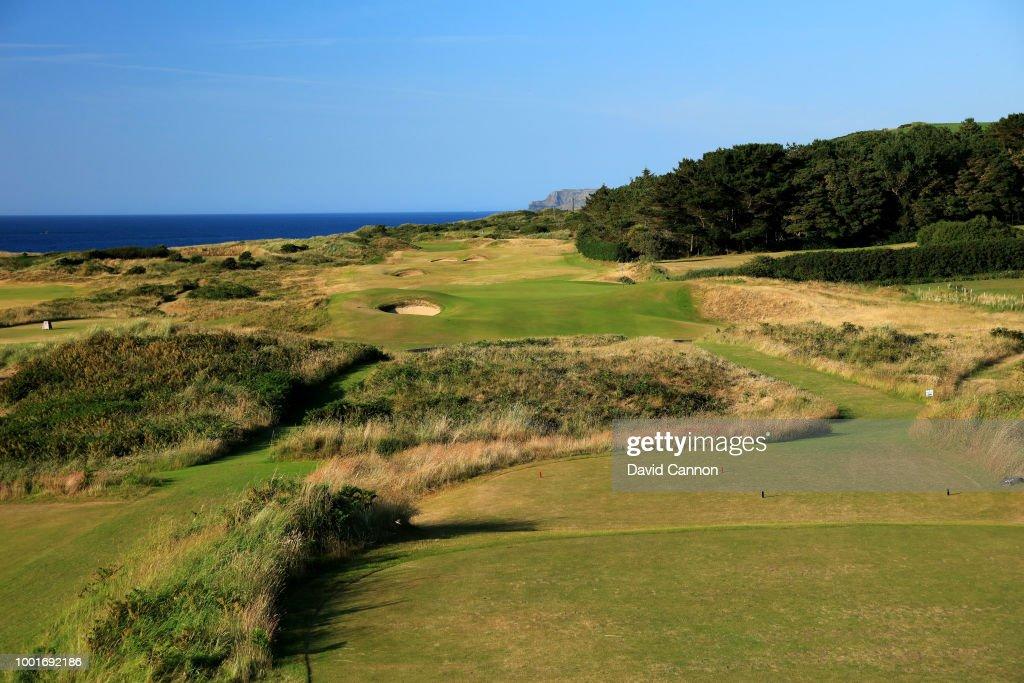 General Views of Royal Portrush Golf Club : News Photo