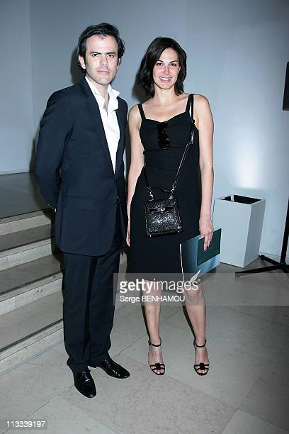 FRANCE JUNE 17 The 17Th Montblanc De La Culture Arts Patronage Award At The Musee D'Art Moderne De La Ville De Paris In Paris France On June 17 2008...