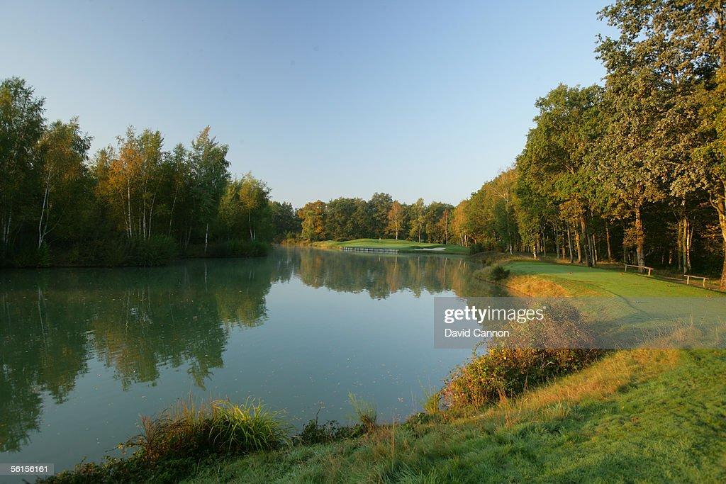 Golf International Les Bordes 13th : Photo d'actualité