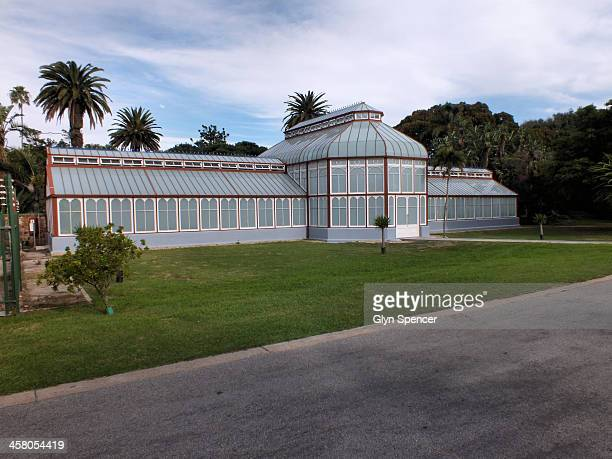 CONTENT] The 1882 Victorian Pearson Conservatory in Port Elizabeth South Africa was built for the cultivation of exotic plants water lilies and...