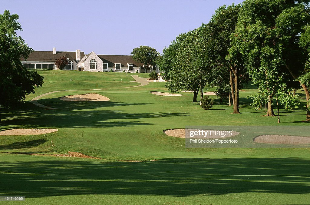 Southern Hills Golf Course : News Photo