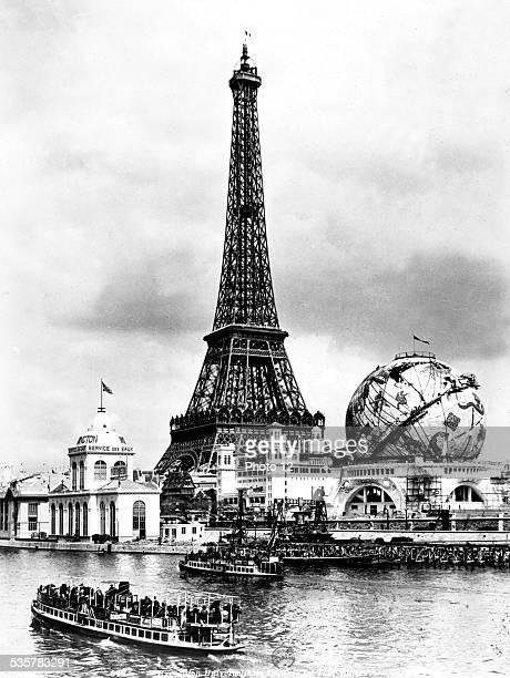 The 1900 World Fair in Paris France