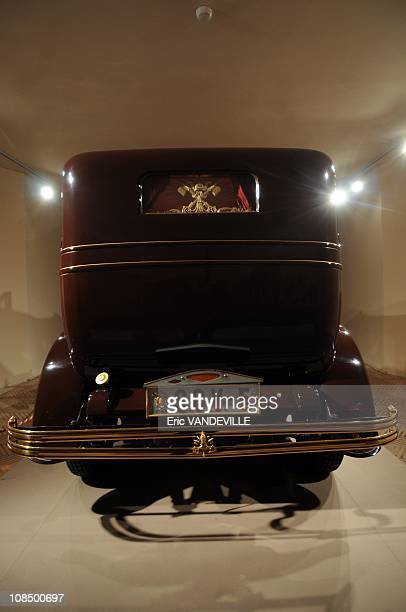 The 1930s Citroen C6 Lictoria of Pius XI who was Pope when the pacts were signed He is the true 'founder' of Vatican City State The exposition titled...