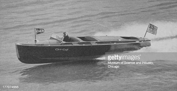 40 Chris Craft Runabout Pictures, Photos & Images - Getty Images