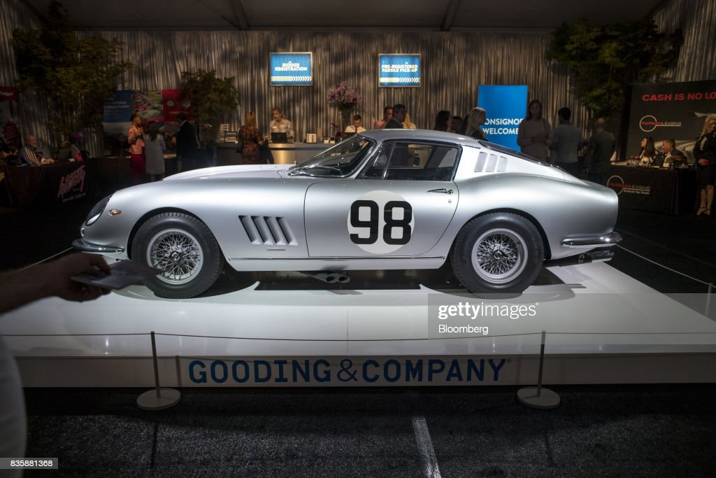Inside The Pebble Beach Concours d\'Elegance Classic Car Show And ...