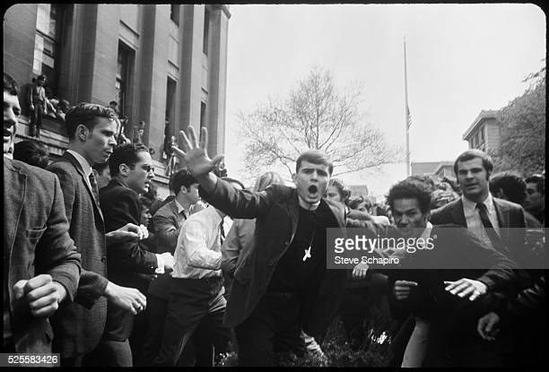 The 1968 Columbia University protests were student demonstrations that occurred when it was discovered that the University was supporting the US war...