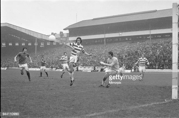 The 1975 Glasgow Cup Final contested between Rangers and Celtic at Hampden Park on the 10th of May, 1975. The game finished in a 2-2 draw and the...