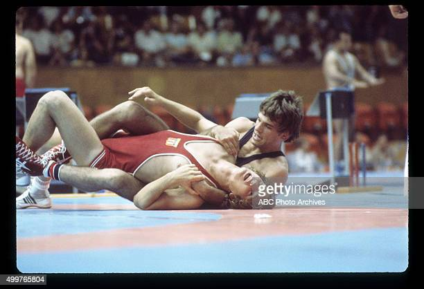 OLYMPICS The 1976 Summer Olympic Games aired on the ABC Television Network from July 17 to August 1 1976 Shoot Date July 30 1976 BEN PETERSON MEN