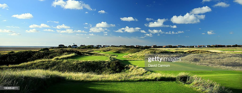 Royal Liverpool Golf Club : News Photo