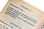 The 19th Amendment - Constitution Series