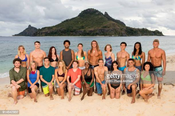 The 20 castaways competing on SURVIVOR this season themed Ghost Island when the Emmy Awardwinning series returns for its 36th season premiere on...