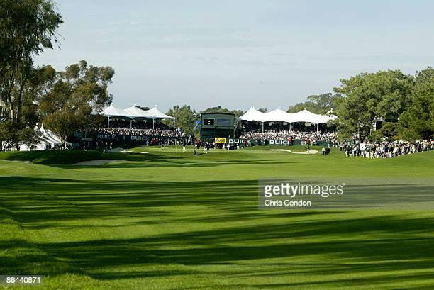 The 2003 Buick Invitational at Torrey Pines GC La Jolla CA Tournament Scenic
