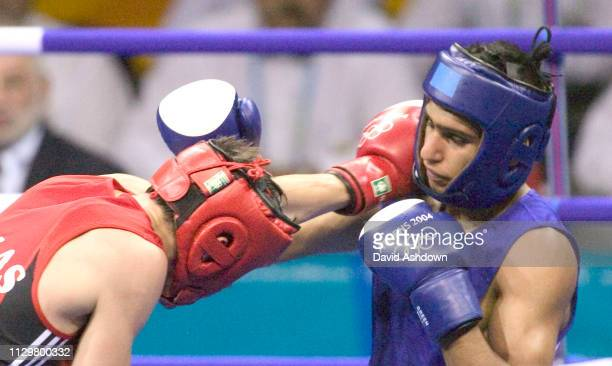 The 2004 Summer Olympic Games in Athens Greece.