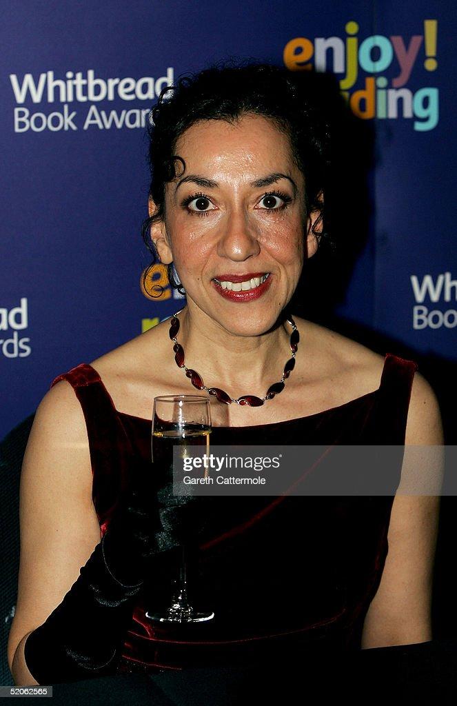 Whitbread Book Awards 2004 - Awards Room : News Photo